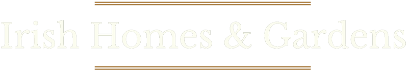 Irish Homes And Gardens Retina Logo