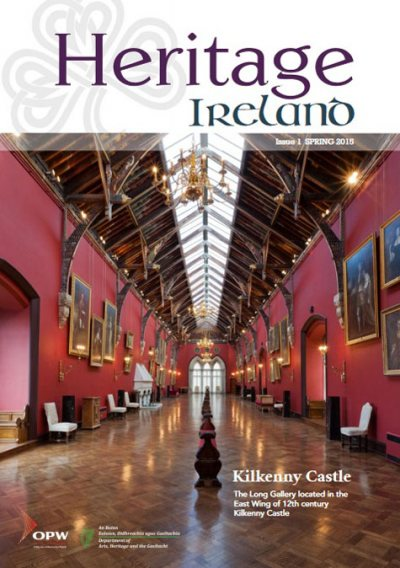 heritage ireland ezine issue 1 spring 2015