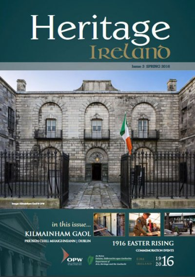 heritage ireland ezine issue 3 spring 2016