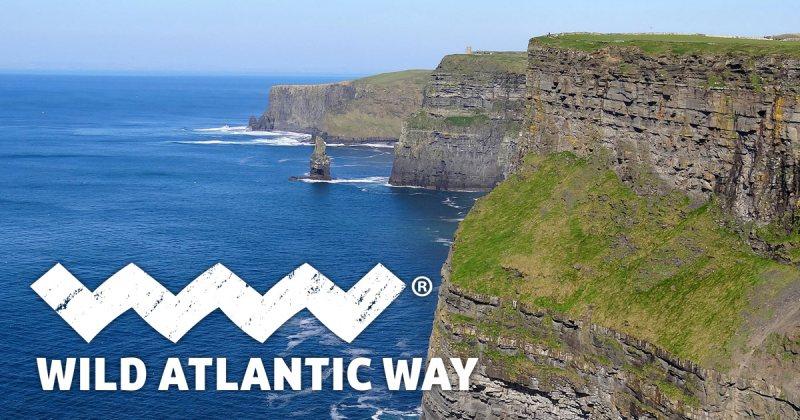 Wild Atlantic Way Cliffs-Of-Moher