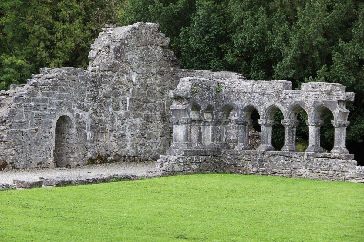 Irish Architecture History