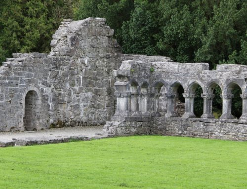 Irish Architecture and History – Part 1