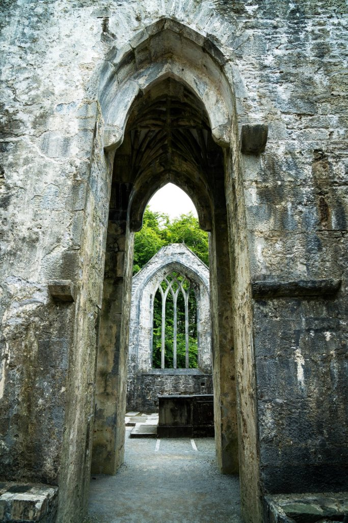 Irish Architecture muckross abbey